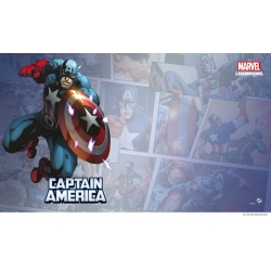 Captain America Game Mat