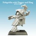 Hobgoblin with Dagger and Sling