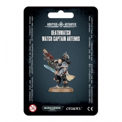 Deathwatch Captain Artemis