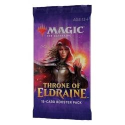MTG: Throne of Eldraine Single Booster