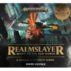 Realmslayer: Blood Of The Old World Audiobook