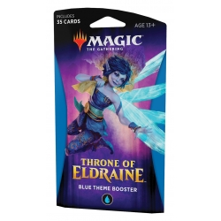MTG: Throne of Eldraine Blue Theme Booster