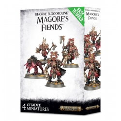 Easy To Build: Khorne Bloodbound Magore's Fiends