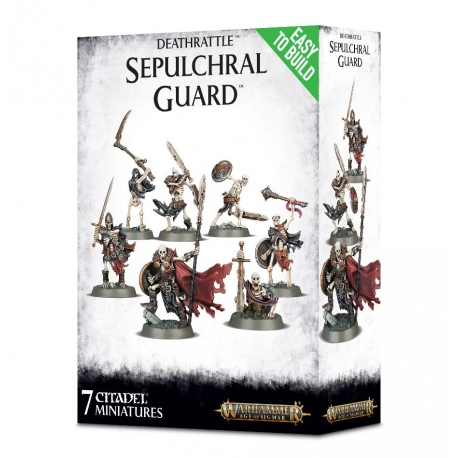 Easy To Build: Deathrattle Sepulchral Guard