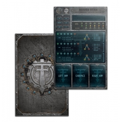 Reaver Titan Command Terminal Pack - English