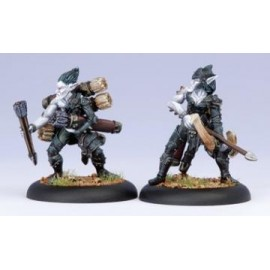 Blight Archer & Ammo Porter