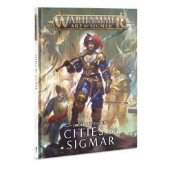 Battletome: Cities Of Sigmar Hardback - English