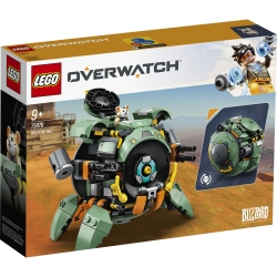 Wrecking Ball LEGO® Overwatch® 75976