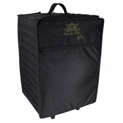 P.A.C.K. 1520XL Molle with Magna Rack Sliders Load Out (Black)