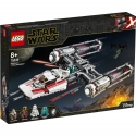 Resistance Y-Wing Starfighter™ LEGO® Star Wars™ 75249