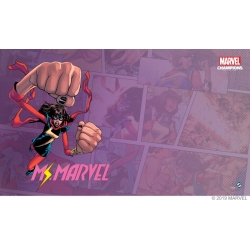 Ms. Marvel Game Mat