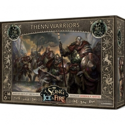 A Song Of Ice and Fire: Free Folk Thenn Warriors