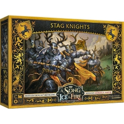 A Song Of Ice and Fire: Baratheon Stag Knights
