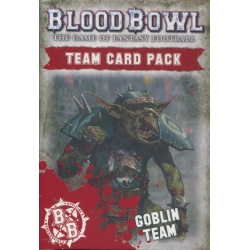 Blood Bowl: Goblin Team Card Pack - English
