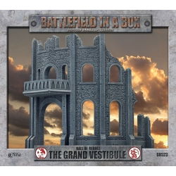 Gothic Battlefields - Grand Vestibule x1