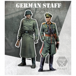 German Staff 1:48