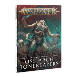 Battletome: Ossiarch Bonereapers Hardback - English