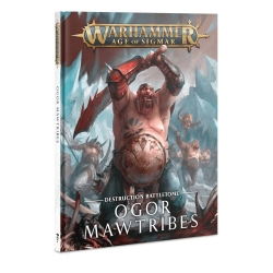 Battletome: Ogor Mawtribes Hardback - English