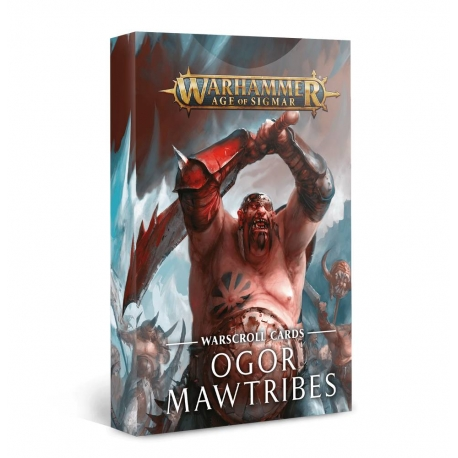 Warscroll Cards: Ogor Mawtribes - English