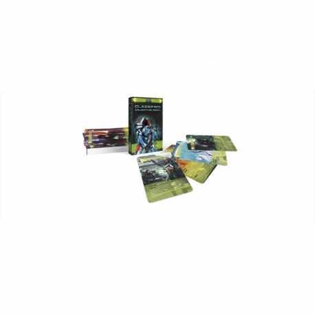 Classified Objective Deck - Spanish