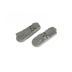 Egyptian Ruins 25 mm / 65 mm round bases (2)