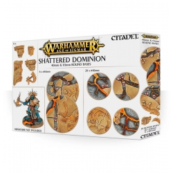 AoS: Shattered Dominion: 40 & 65mm Round