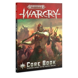 Age Of Sigmar: Warcry Core Book - Spanish