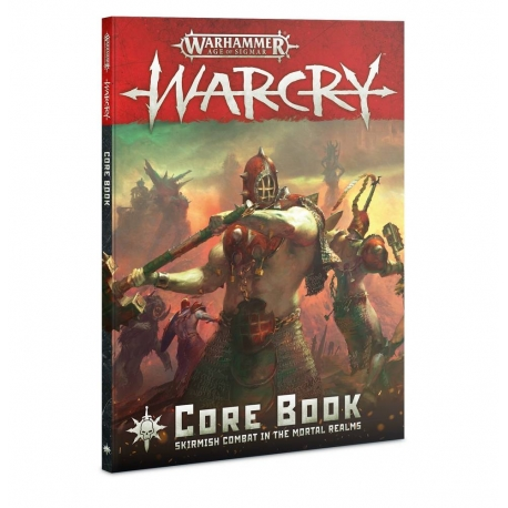 Age Of Sigmar: Warcry Core Book - German