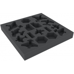 Feldherr Foam Set for Aeronautica Imperialis: Wings of Vengeance Board Game Box