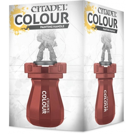 Citadel Red Painting Handle