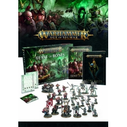 Warhammer Age of Sigmar: Feast of Bones - English