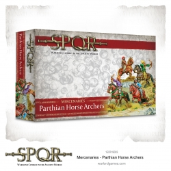 Mercenaries Parthian Horse Archers