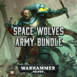 Space Wolves Army Bundle