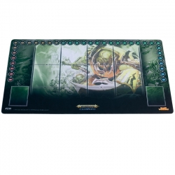 Destruction Scene Mat Playmat
