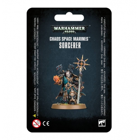 Chaos Space Marines Sorcerer