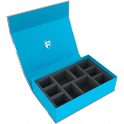 Feldherr Magnetic Box Blue for Warcry: The Unmade