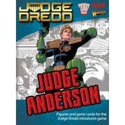 Judge Dredd: Judge Anderson