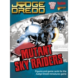 Judge Dredd: Mutant Sky Raiders