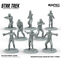 Star Trek Adventures - Romulan Strike Team