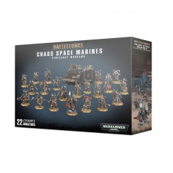 Battleforce: Chaos Space Marines Vengeance Warband