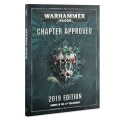 Warhammer 40,000: Chapter Approved 2019 - English