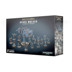 Battleforce: Space Wolves: Talons of Morkai