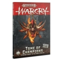 Warcry: Tome of Champions 2019 - English