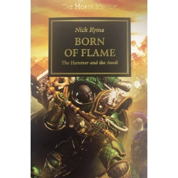 Horus Heresy: Born of Flame Paperback