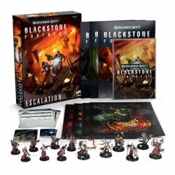 Blackstone Fortress: Escalation - Spanish