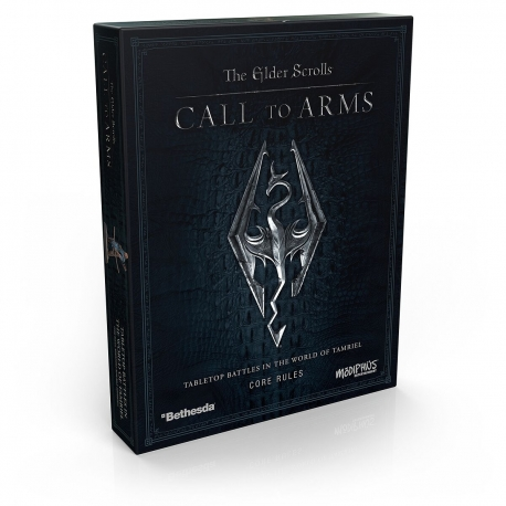 Elder Scrolls: Call To Arms Core Rules Set