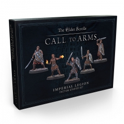 Elder Scrolls: Call To Arms: Imperial Legion Starter Set
