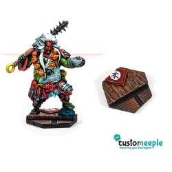 Aristeia! 8-Ball, Greenskin Oni Base