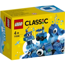 Creative Blue Bricks LEGO® Classic 11006
