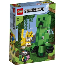 Big Fig Creeper & Ocelot LEGO® Minecraft™ 21156